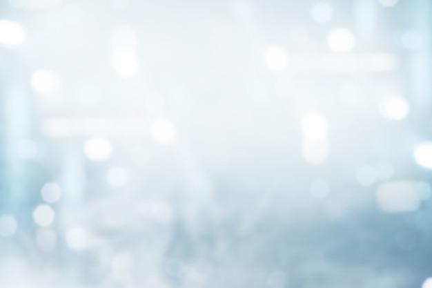 Wit wazig licht voor achtergrond