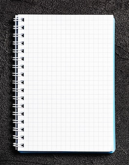 Witboek van notitieboekje