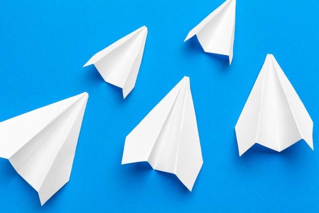 Witboek vliegtuigen
