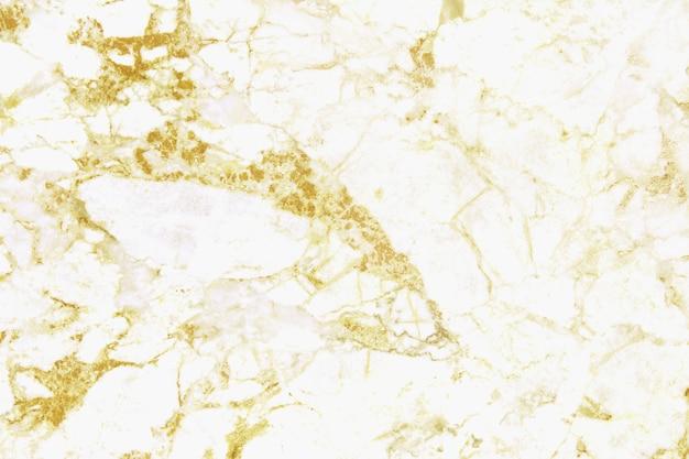Witgoud marmeren textuur in natuurlijk patroon en hoge resolutie.