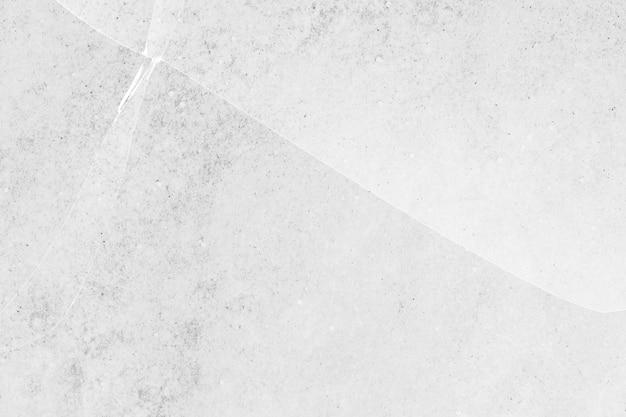 Witte achtergrond met gebarsten glastextuur