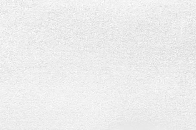 Witte aquarel papar textuur achtergrond voor dekkingskaart ontwerp of overlay aon verf kunst achtergrond.