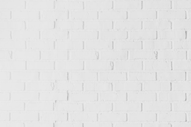 Witte baksteentexturen
