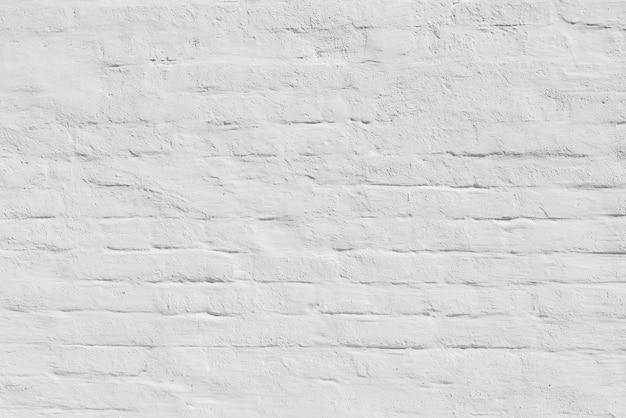 Witte bakstenen muur bouwen. interieur van een moderne loft. achtergrond voor ontwerp en interviewopname.