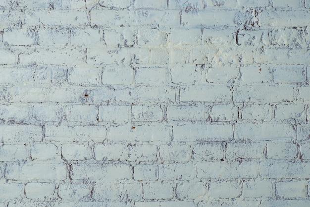 Witte bakstenen muur textuur. elegant met hoge resolutie van oude witte baksteentextuur voor achtergrondbehang.