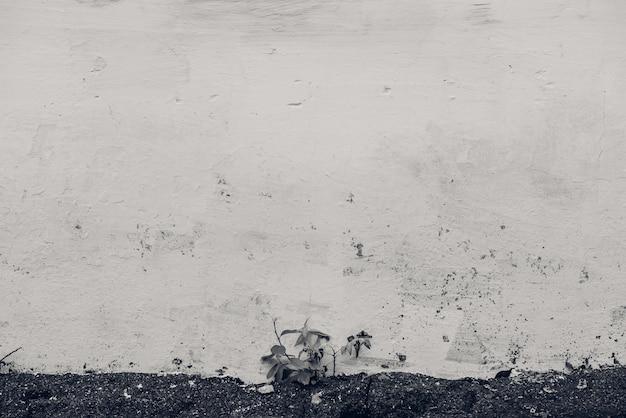 Witte bakstenen muur Premium Foto