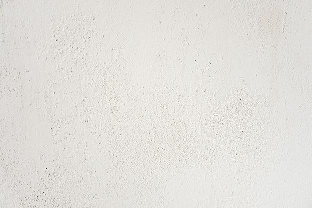 Witte betonnen muur achtergrond textuur behang