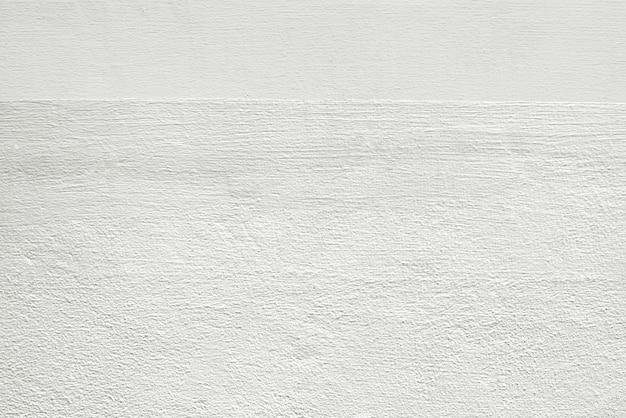 Witte betonnen muur