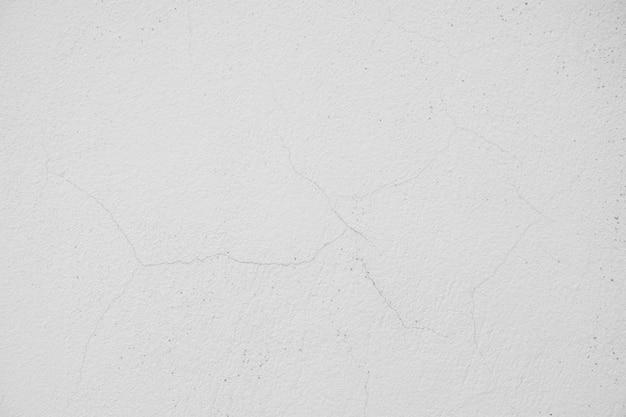 Witte betonnen wand getextureerde achtergrond.