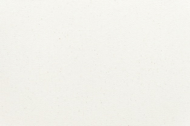 Witte canvas textuur achtergrond. detailopname.