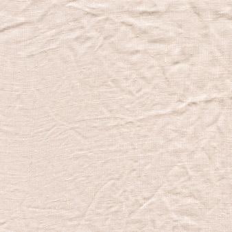 Witte canvastextuur. natuurlijke witte linnen achtergrond