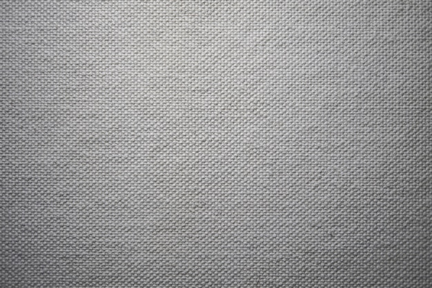 Witte canvastextuur.
