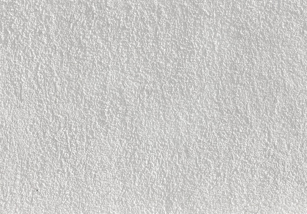 Witte cementmuur