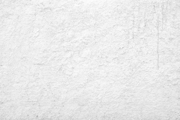 Witte concrete textuur als achtergrond. grof vergoelijkte muurachtergrond. ruwe textuurconstructie