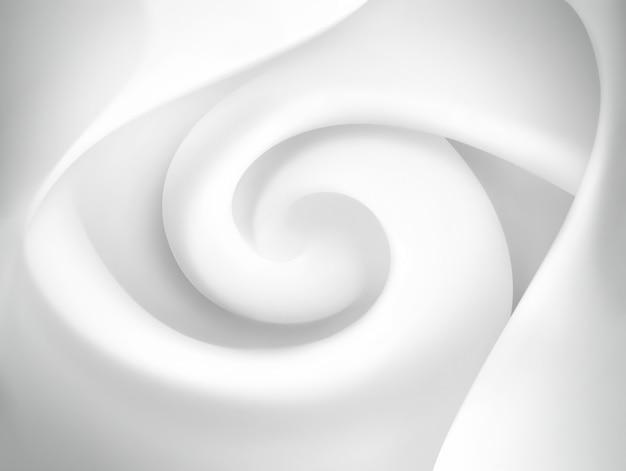 Witte crème close-up als achtergrond