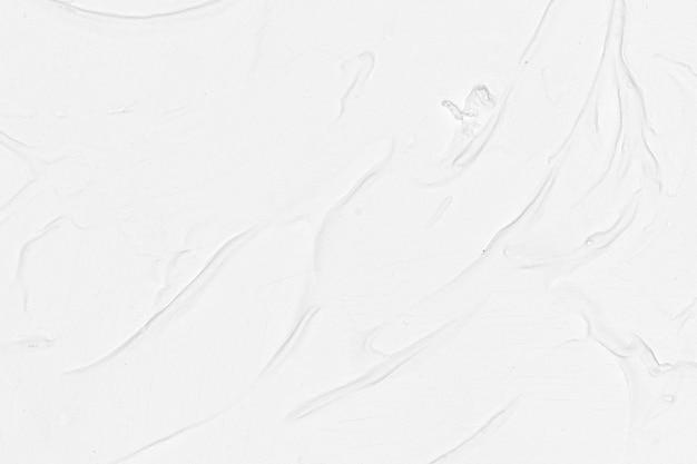 Witte de textuurachtergrond van de borstelverf
