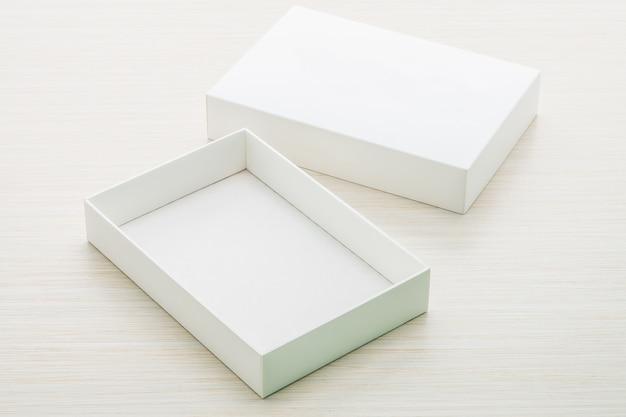 Witte doos
