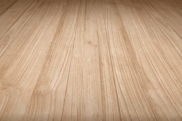Witte eiken planken met patroon