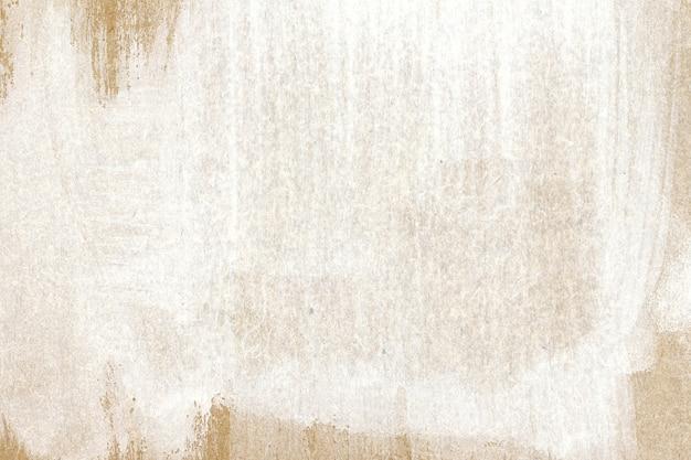 Witte en bruine aquarel textuur