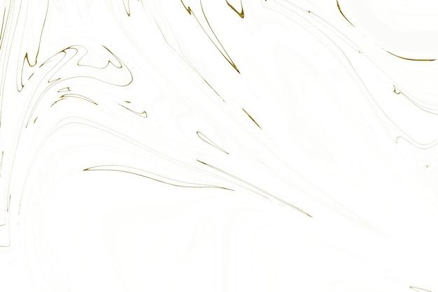Witte en gouden marmeren abstracte achtergrond