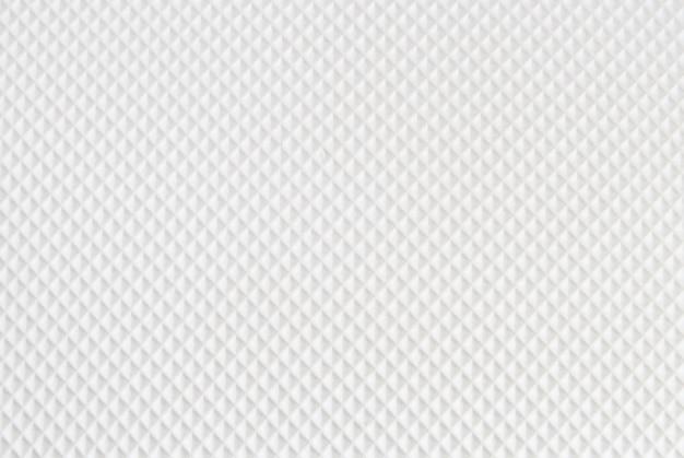 Witte geruite patroonachtergrond voor wafel of vorm rubbervloer