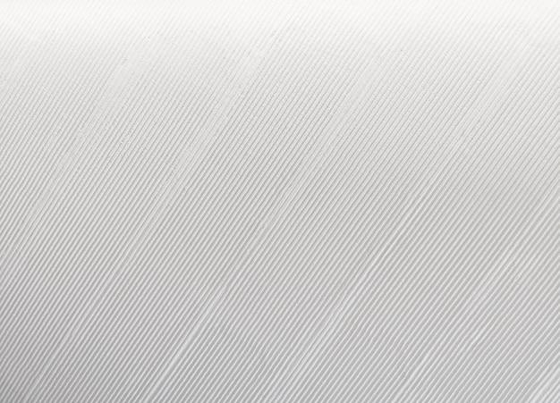 Witte gestreepte gestructureerde achtergrond