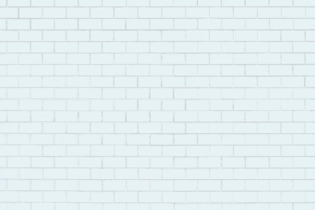 Witte geweven bakstenen muur