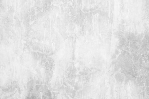 Witte grijze de textuuroppervlakte van de cementmuur voor achtergrond. concrete structuren.