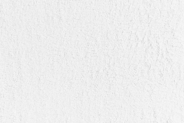 Witte handdoek, doek, stoffen oppervlak