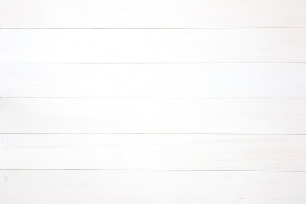 Witte houten achtergrondplanktextuur. horizontale samenstelling.