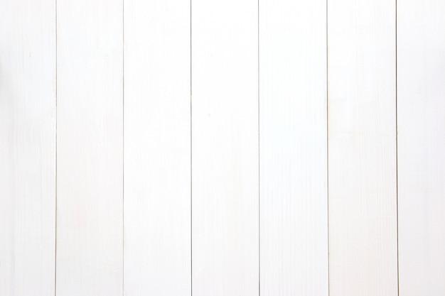 Witte houten achtergrondplanktextuur. verticale samenstelling.