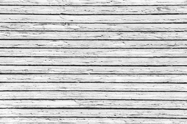 Witte houten blinden