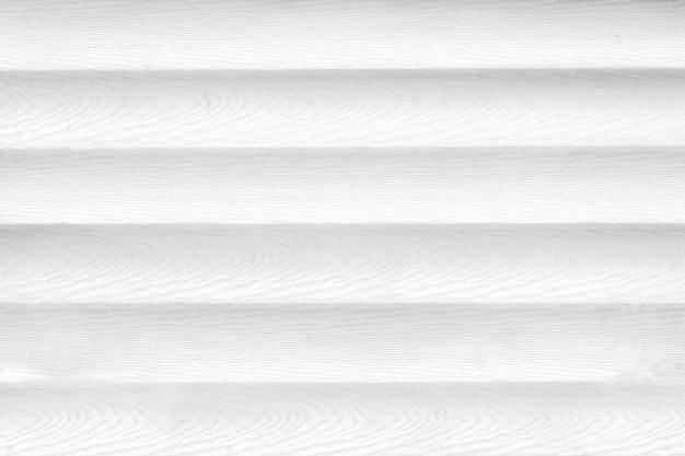 Witte houten de muurtextuur van abstarct met horizontale planken als ruimte