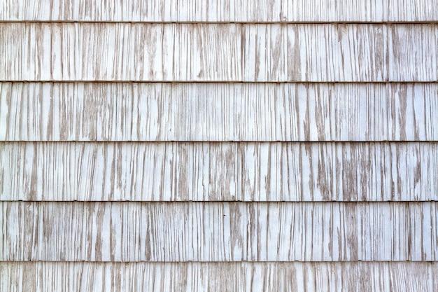 Witte houten oude textuur als een retro patroon