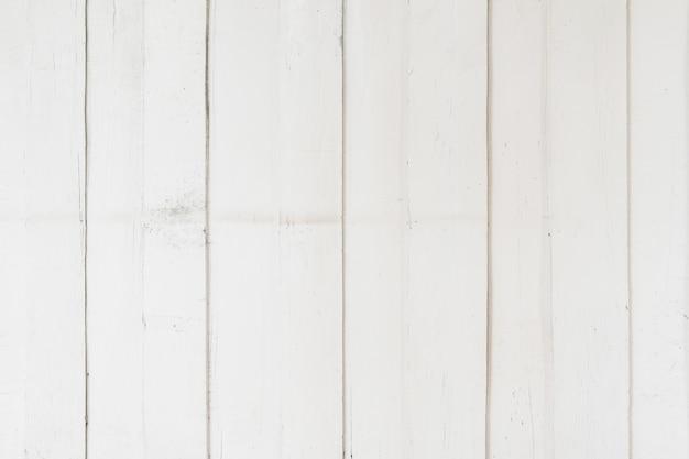 Witte houten patroon en textuur voor achtergrond met exemplaarruimte.