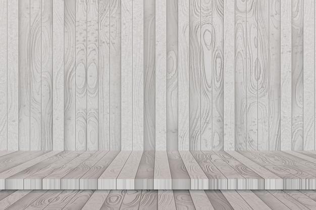 Witte houten plank textuur oppervlakte achtergrond