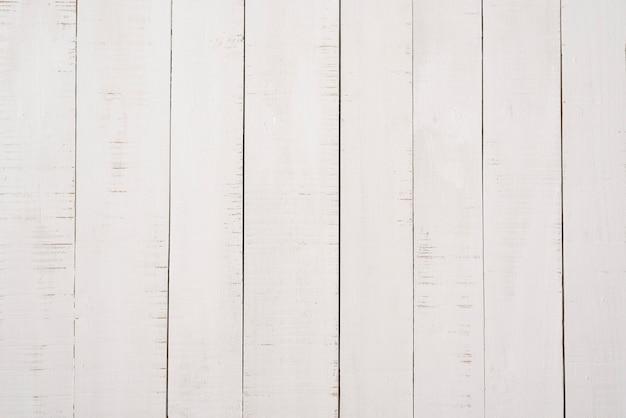 Witte houten plankenachtergronden