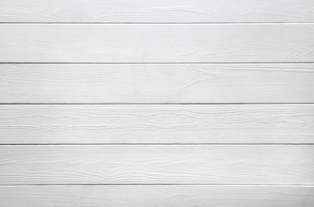 Witte houten textuur van planken