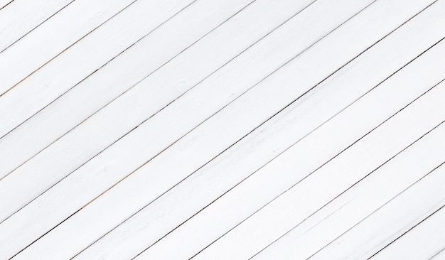 Witte houten vloer textuur en achtergrond. witte houten achtergrond.