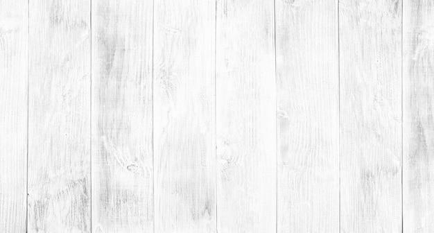 Witte houten vloer textuur en achtergrond.