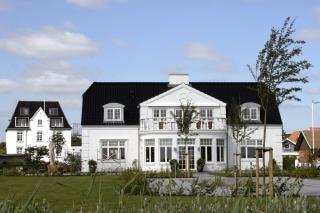 Witte huizen