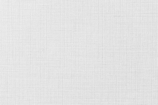 Witte katoenen canvas textuur achtergrond
