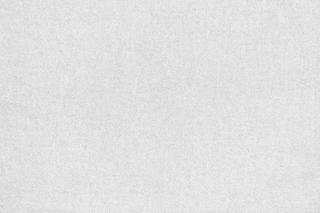 Witte katoenen stof textuur achtergrond