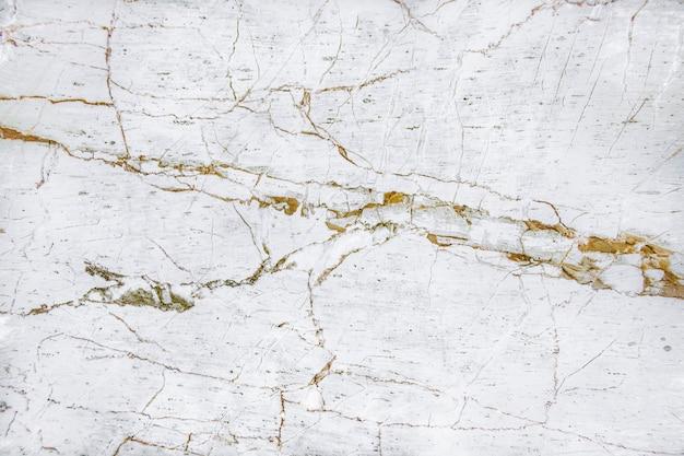 Witte marmeren gevormde muurtextuur