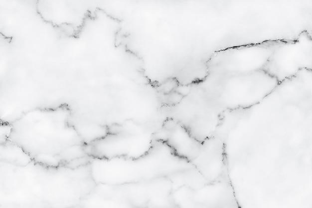 Witte marmeren textuur en achtergrond voor het de kunstwerk van het ontwerppatroon