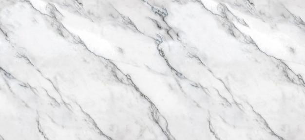 Witte marmeren textuurachtergrond, luxe look.banner groottegebruik voor achtergrond.