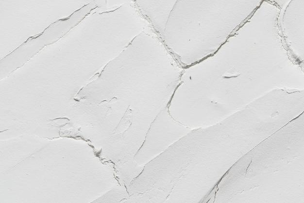 Witte muurverf getextureerde achtergrond