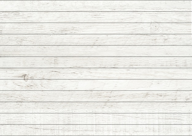 Witte natuurlijke houten muurachtergrond. houten patroon en textuurachtergrond.