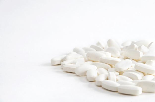 Witte pillen