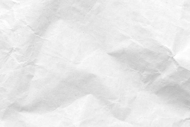 Witte proppen papier textuur achtergrond. detailopname.